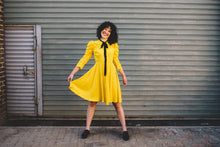 Load image into Gallery viewer, Millie Dress (yellow)