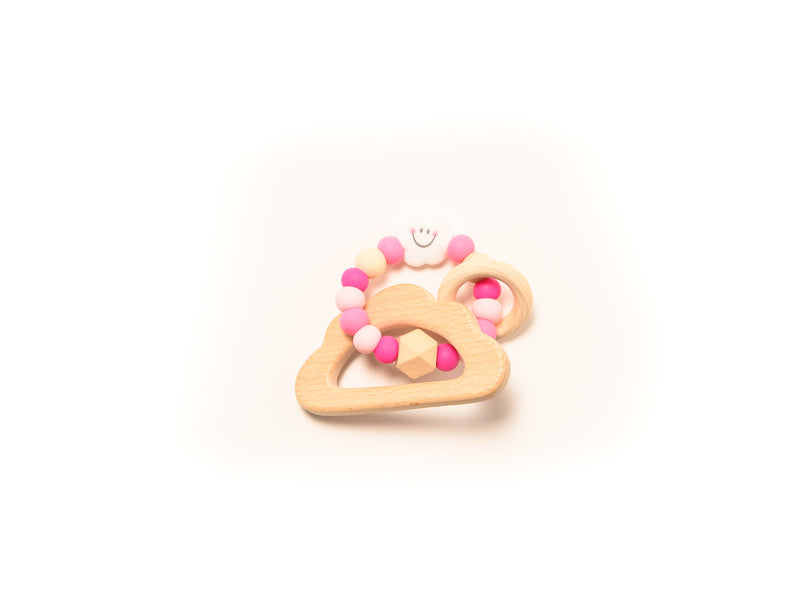 Cloud Teether Rattle