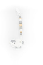 Load image into Gallery viewer, Lamb Teether Toy Clip