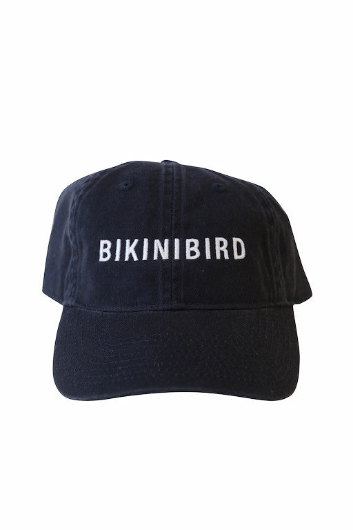 BikiniBird Baseball Hat in Navy