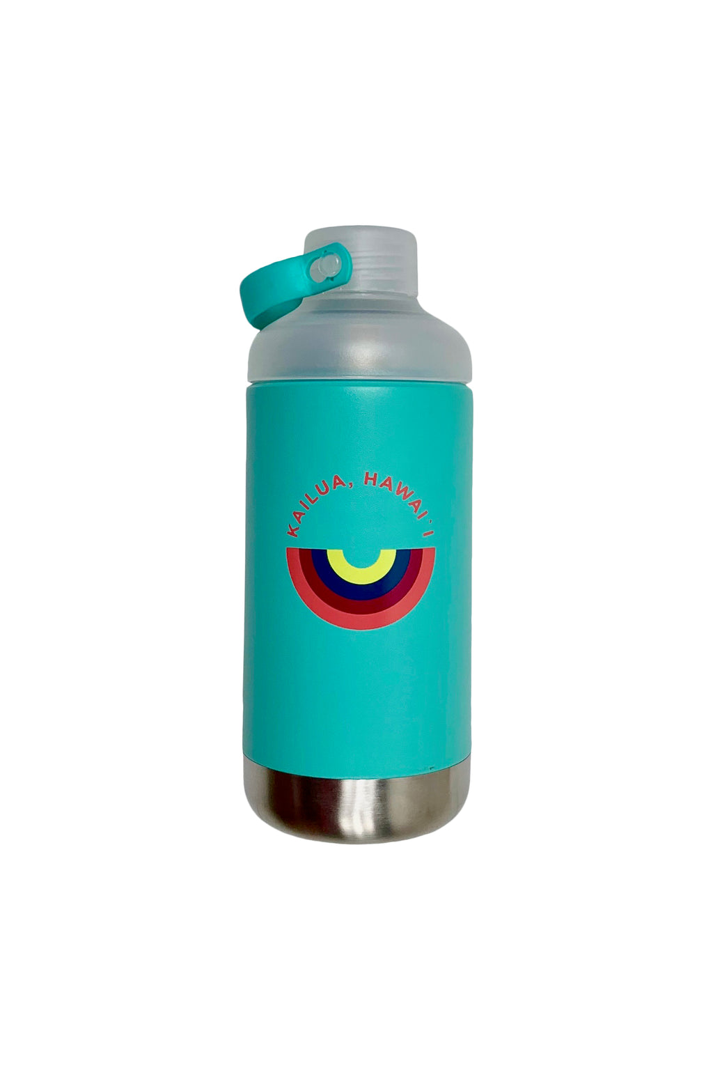 BikiniBird Stainless Steel Double Wall Water Bottle 16.9 oz