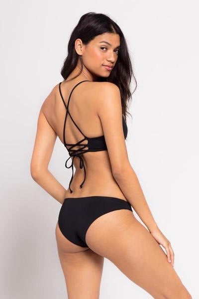 L*Space Sandy Classic Bottom in Black