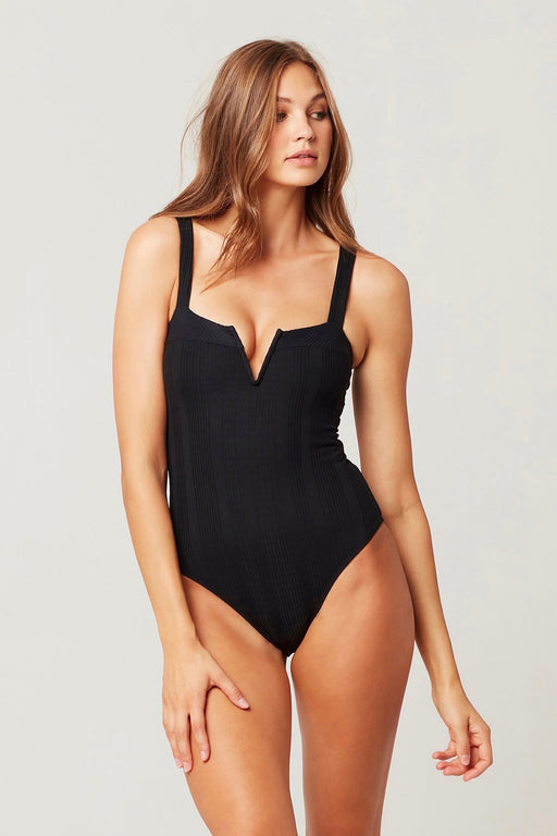 L*Space Cha Cha One Piece in Classic Black