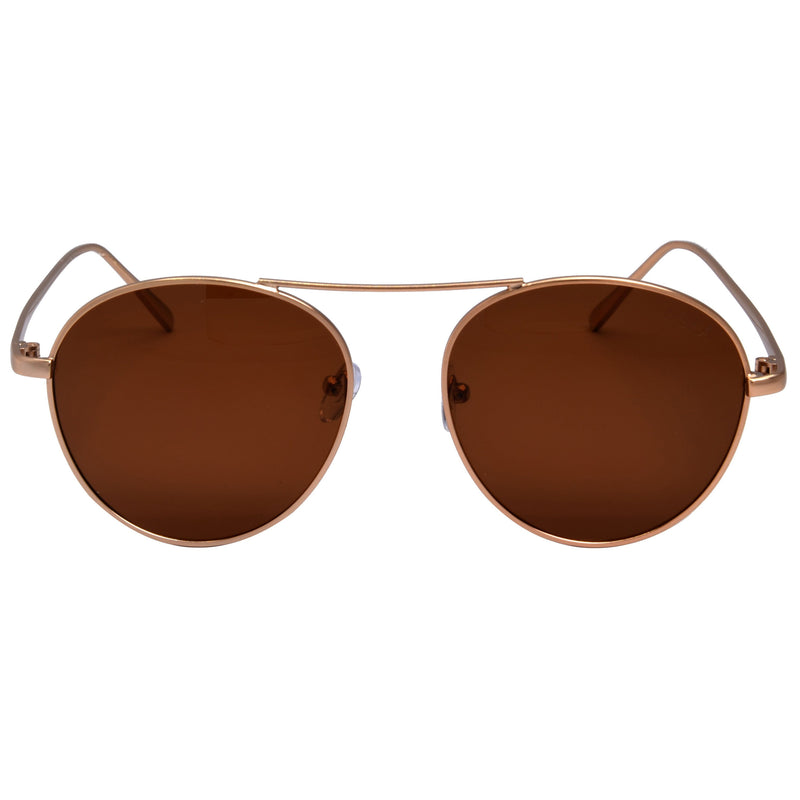 I-SEA Ahoy Matt Gold / Brown Polarized