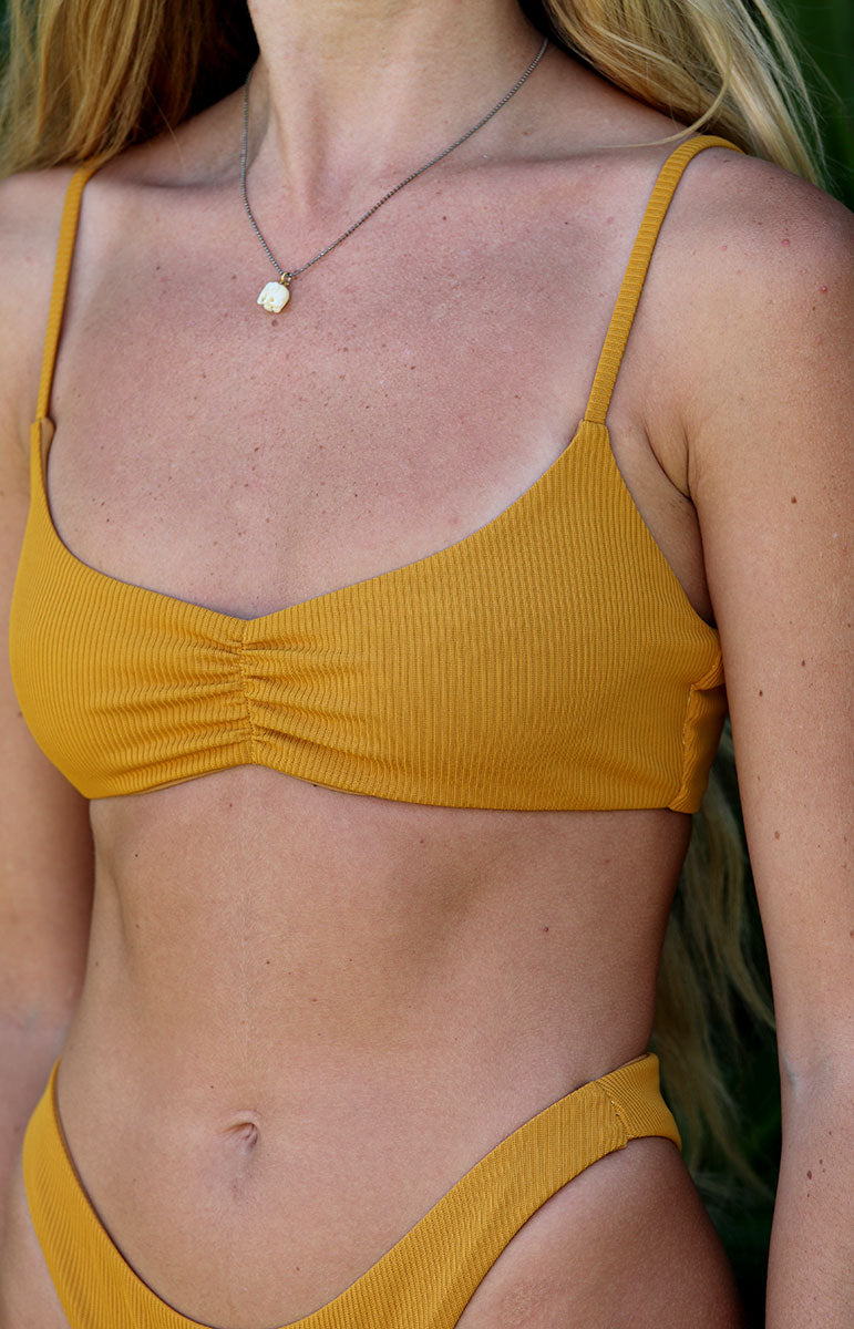 Tai Swim Emma Top in Mango