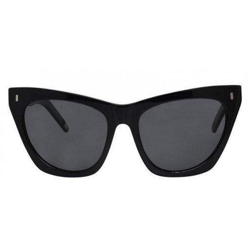 I-SEA Lexi in Black Acetate/ Smoke