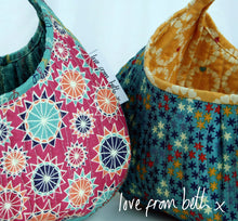 Load image into Gallery viewer, Gondola Basket Sewing Pattern