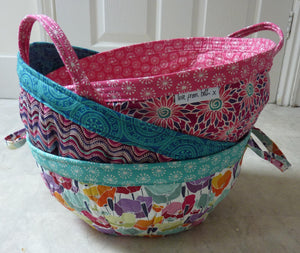 Project Baskets Sewing Pattern