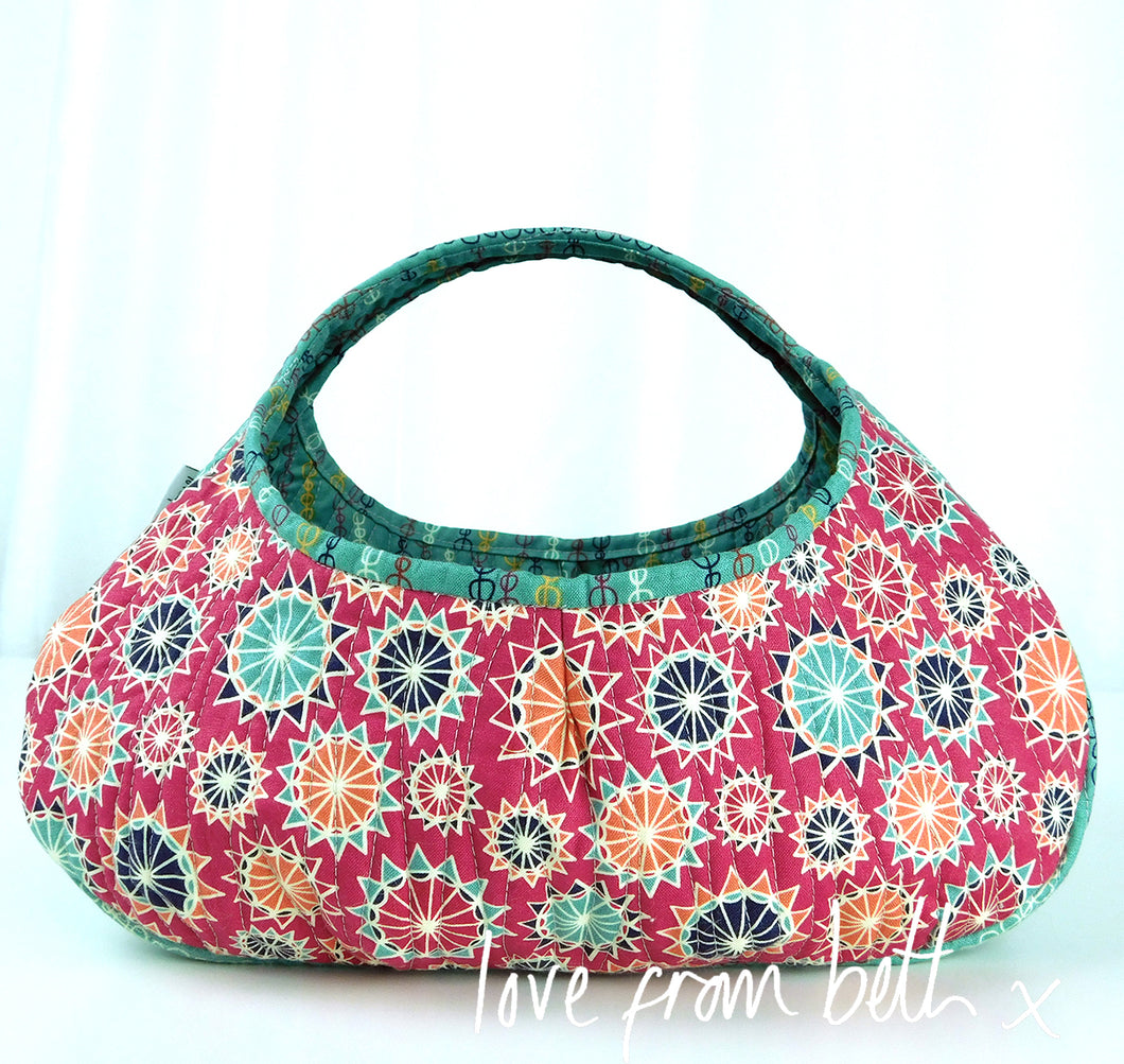 Gondola Basket Sewing Pattern