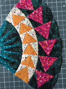 Reef Block sewing pattern