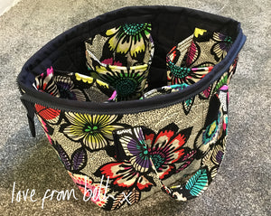 Open Pocket Bag Sewing Pattern