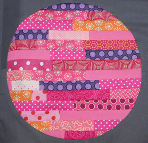 Planets Quilt Sewing Pattern