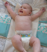 Load image into Gallery viewer, The Baby Changer Sewing Pattern
