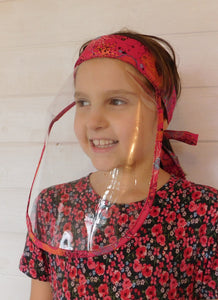 Headband Face Shield - Sewing Pattern