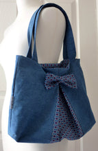 Load image into Gallery viewer, Easy Bow Bag Sewing Pattern