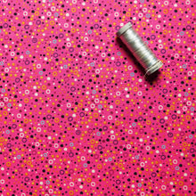 Load image into Gallery viewer, Quilting Cotton - Beth Studley 'Reef' Collection - Bubbles (Pink)