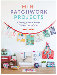 Mini Patwork Projects Book