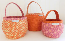 Load image into Gallery viewer, Pumpkin Bags Sewing Pattern