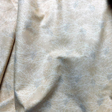 Load image into Gallery viewer, Quilting Cotton - Beth Studley 'Reef' Collection - Seaweed (Cream)