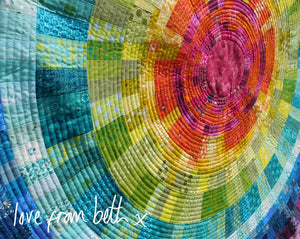 Cassini Quilt Sewing Pattern