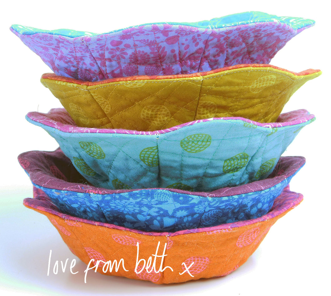 Reversible Trinket Bowls