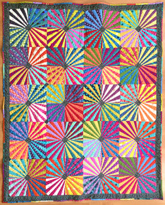 Circus Tops Quilt Sewing Pattern
