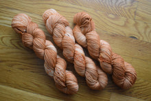 Load image into Gallery viewer, Pumpkin Spice - Merino/Nylon Fingering Weight Yarn