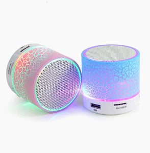 A9 Bluetooth Speaker Mini Wireless Loudspeaker