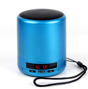Mini Portable Bluetooth Speaker Wireless Column Bass Sound Stereo