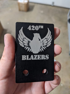 Custom Laser Engraving