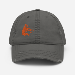 Foxx Mount Distressed Hat