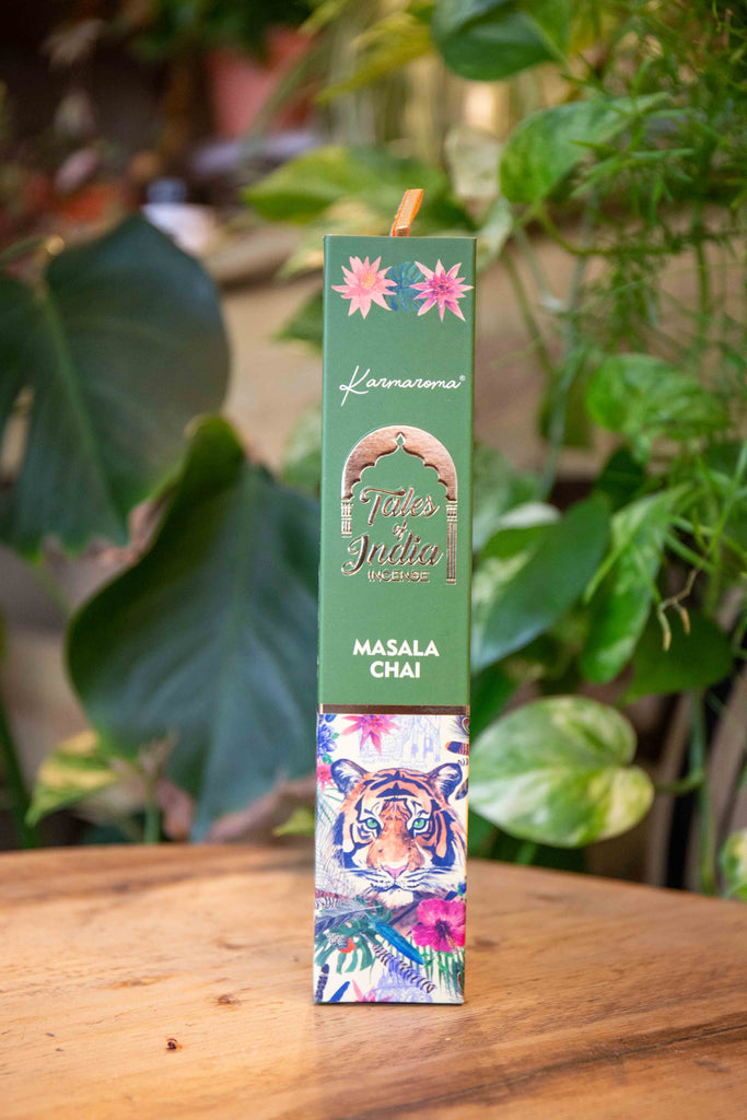 Siesta Crafts / Tales Of India / Incense / Masala Chai