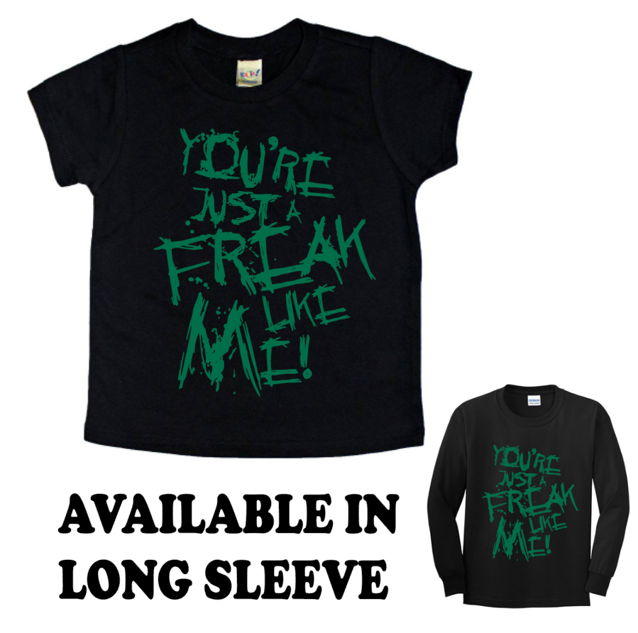The Dark Knight - You're Just A Freak Like Me Shirt