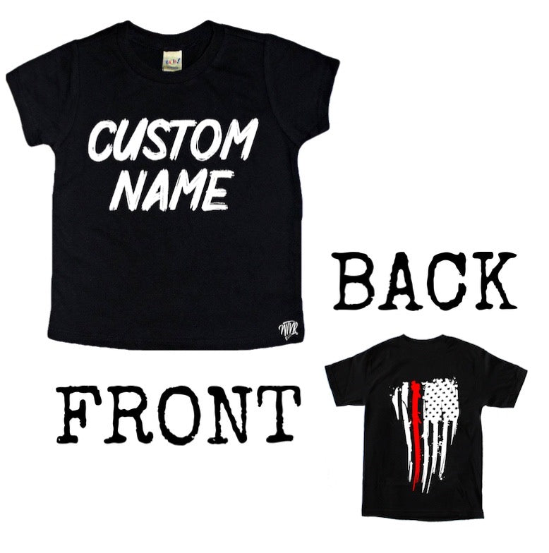 4th July Custom Shirt