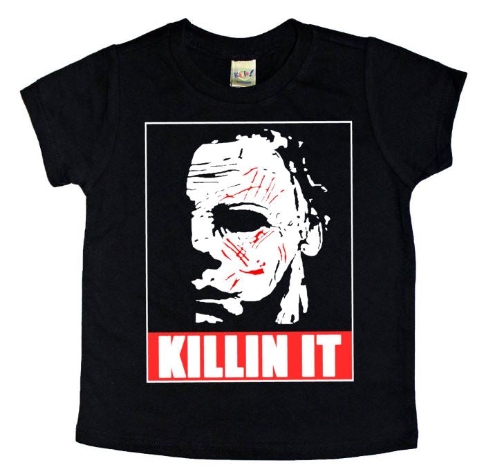 Michael Myers KILLIN IT Shirt
