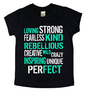 Loving Strong Fearless Kind Rebellious ...