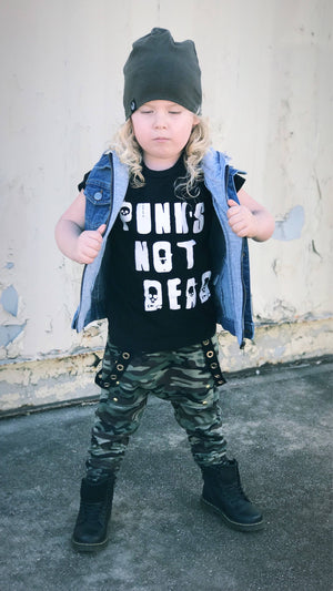 Punks Not Dead Shirt