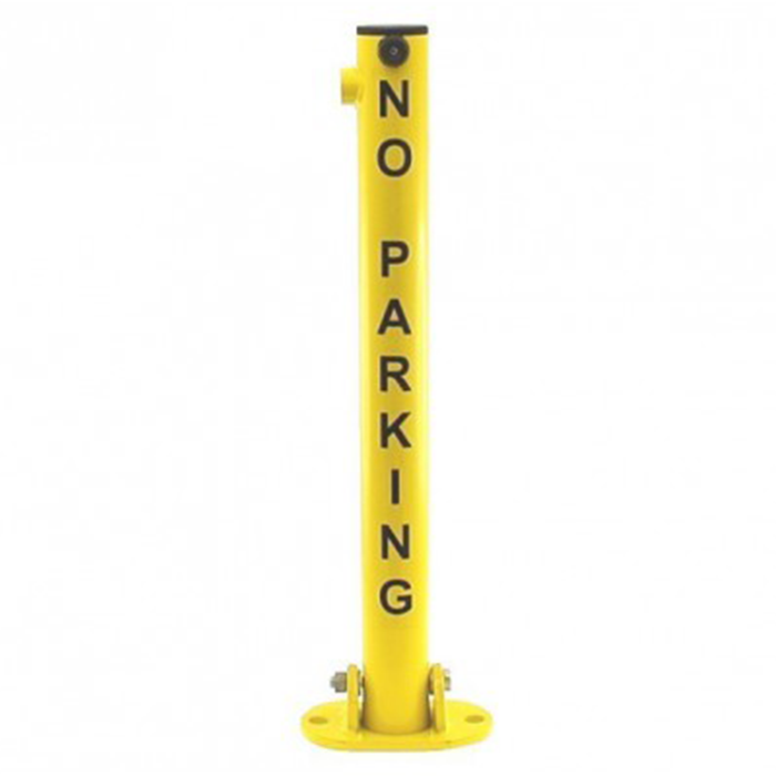 Fold Down No Parking Space Protector
