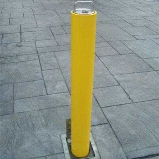 Telescopic Security Post / Bollard (76mm x 580mm)
