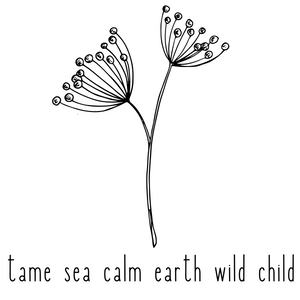 Calm wild tame sweater