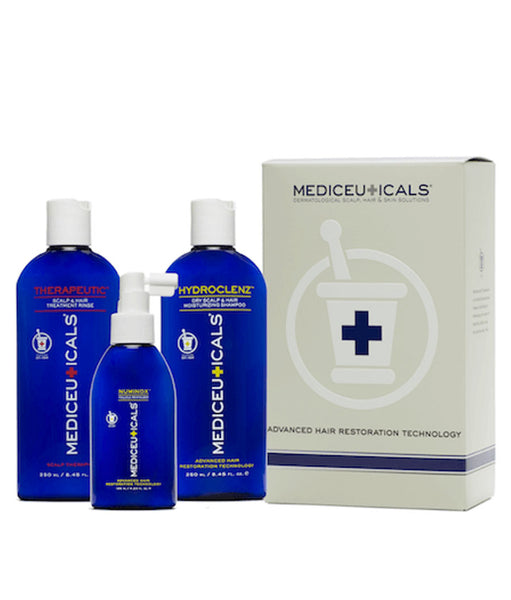 Mediceuticals Hair Restoration Kit Dry
