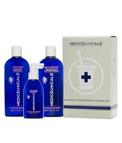 Mediceuticals Hair Restoration Kit for Women Dry