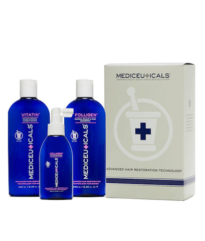 Mediceuticals Hair Restoration Kit for Women Normal