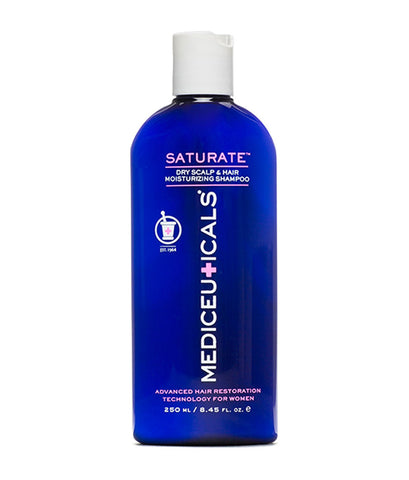 Mediceuticals Saturate Shampoo 250ml