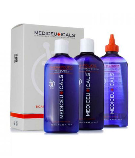 Mediceuticals Scalp Treatment Kit X-Derma