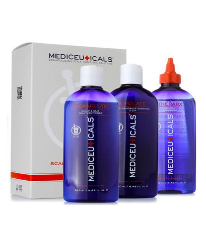 Mediceuticals Scalp Treatment Kit X-Folate