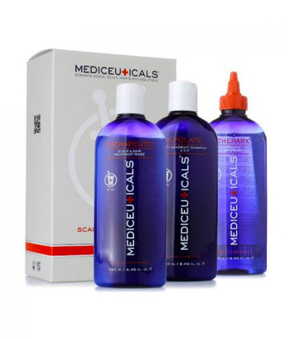 Mediceuticals Scalp Treatment Kit Solv-X