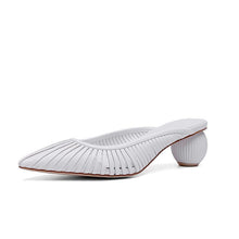 Load image into Gallery viewer, Half Pack Slipper Pointed Low Low Cut With Sandals And Slippers