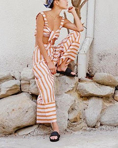 Sling Bow Stripe Set