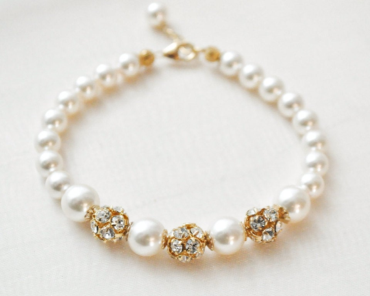 *discontinued* Crystalline Trio Bracelet